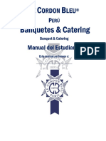 Manual Alumno - Catering