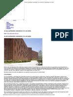 Aceros Patinables Resistentes a La Corrosión _ Arquitectura en Acero