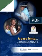 Informe CEAAL a Paso Lento 2013