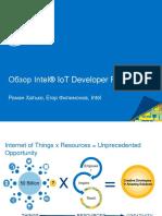 IoT Developer Program Overview