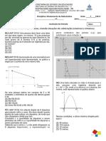 Avaliação Entrada de Matemática3ºA_Nivelamento_4