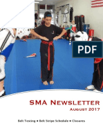 Aug '17 Newsletter