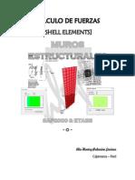 Fuerzas en Muros Estructurales [Ahpe] - Perú