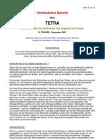 Vertraulicher Bericht über TETRA
