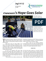 Watt's#112 Hudson's Hope Goes Solar, Big Time