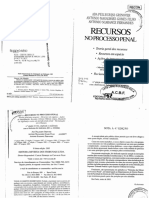 Recursos No Processo Penal - Habeas Corpus