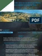 Proyecto Agua Mina 2004