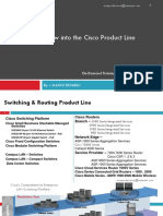 Cisco Productline Overview by Mdev