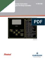 Firetrol - Standard Submital - Mod. FTA1100 2 .pdf