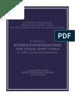Programa de XII Jornadas del Instituto Payró