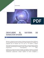 El Sistema de Sanación Shoen