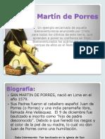 San Martín de Porres Ppt