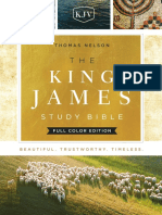 KJV Study Bible Full Color Edition Sampler