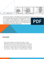 Informe de La Ciudad de Chiclayo