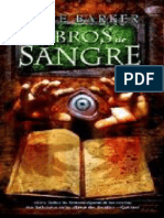 Libros de Sangre 4 - Clive Barker