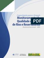 Apostila - Monitoramento Da Qualidade Da Água de Rios e Reservatórios (1)