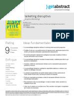 Marketing Disruptivo Colon Es 30424
