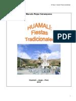 Huamali Fiestas Tradicionales
