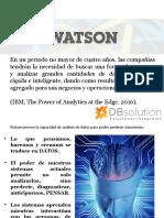 Resumen Ejeutivo Proy Watson
