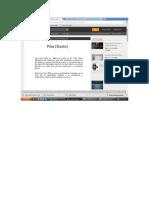Investigacion Estructura de Datos
