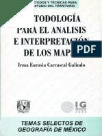 TSG Metodología Para El Analisis