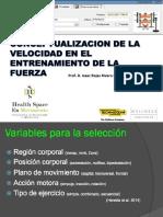 CLINIC DE VELOCIDAD EN EL ENTRENAMIENTO DE LA FUERZA 2017.pdf