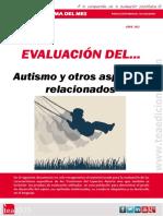 2015 ABRIL Autismo y Otros Aspectos