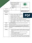 8.7.1.4 SOP Peningkatan Kompetensi, Pemetaan Kompetensi, Rencana Peningkatan Kompetensi, Bukti Pelaksanaan