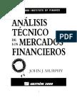 Analisis tecnico de los mercado - John Murphy.pdf
