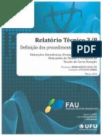 Nota Técnica 0105 SRD-Anexo I Relatório 3 FINAL
