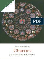 Burckhardt Titus - Chartres y el nacimiento de la catedral.pdf