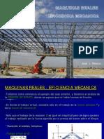 Máquinas Reales – Eficiencia Mecanica