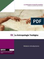 Unidad 1.1 La Antropología Teológica