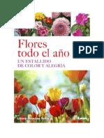 Descargar Flores Todo El Ano by Liliana Gonzalez Revro Libro