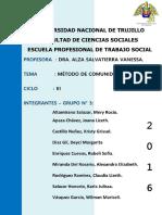 METODO-COMUNIDAD