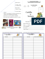 Cartilla de Lectura Secundaria 2015