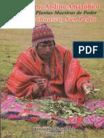 Chamanismo - Plantas Maestras de Poder