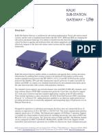 Kalki Substation Gateway Lite