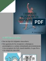 4a0e3488445d33 Fxrmacos Bloqueantes Despolarizantes