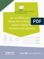 Unicef Argentina Pro Linea144fact