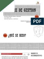 Informe de Gestion 15dpr1184c