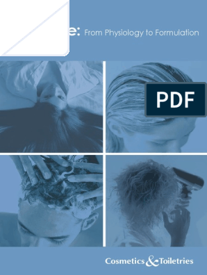 Allured Publishing Corporation Hair Care From Physiology to