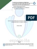 Manual Para Redação de Relatórios Técnicos Do Espaço Ita- 1 Edição