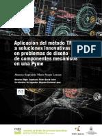 Trabajo Final 28022015 Casos prácticos del uso de TRIZ en Pymes