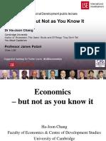 20140501 1830 EconomicsNotAsYouKnowIt Sl