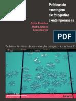 Cadernos Técnicos de Conservação Fotográfica Vol 7