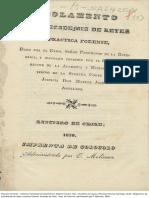 REGLAMENTO Academia Practica Forense