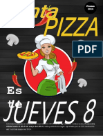 Publicidad de Pizza