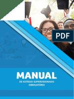 Manual Estágio Supervisionado
