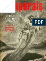Gibran Khalil Gibran - Temporais